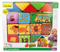 Кубики-пазлы K's Kids Learning Blocks