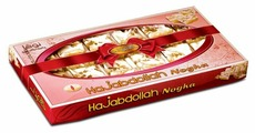 Нуга Hajabdollah с грецким орехом в подарочной упаковке 360 г