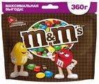 Драже M&M's с молочным шоколадом
