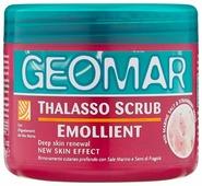 Geomar Талассо-скраб смягчающий с гранулами клубники