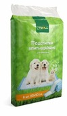 Пеленки для собак впитывающие Triol 30551011 90х60 см