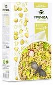 Гречневая крупа Образ Жизни зеленая в пакетиках для варки, 350 г