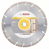 Диск алмазный отрезной 300x25.4 BOSCH Standard for Universal 2608615069