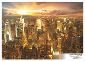 Фотообои бумажные Симфония Золотой Город 2.8х2м