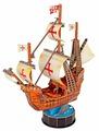 Пазл CubicFun Корабль Санта Мария (T4031h), 93 дет.