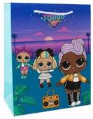 Пакет подарочный ND Play L.O.L. 18x22.7x10 см