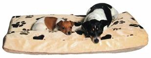 Лежак для собак TRIXIE Gino Cushion (37593) 80х55 см
