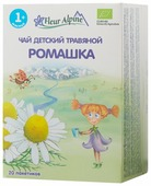 Чай Fleur Alpine Ромашка, c 1 месяца