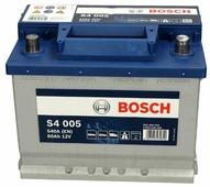 Автомобильный аккумулятор Bosch S4 005 (0 092 S40 050)