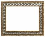 Рама Белоснежка Paula (1004-BL) 40x30 см