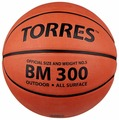 Баскетбольный мяч TORRES B00015, р. 5