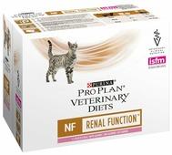 Корм для кошек Pro Plan Veterinary Diets Feline NF Renal Function Salmon pouch
