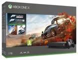 Игровая приставка Microsoft Xbox One X