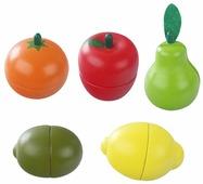 Набор продуктов с посудой BeeZee Toys Тутти-Фрутти