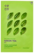 Holika Holika противовоспалительная тканевая маска Pure Essence Зелёный чай