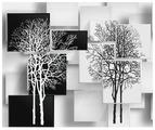 Фотообои Design Studio 3D Деревья в стиле модерн