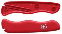 Набор накладок для перочинных ножей Victorinox (C.8900.9+C.8900.4) красный