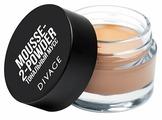DIVAGE Тональный мусс Mousse-2-powder 9.6 мл