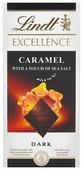 Шоколад Lindt Excellence темный с карамелью и морской солью