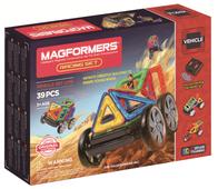 Магнитный конструктор Magformers Vehicle 707006 (63131) Гонки