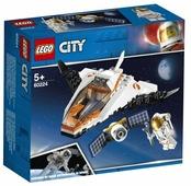 Конструктор LEGO City 60224 Миссия по ремонту спутника