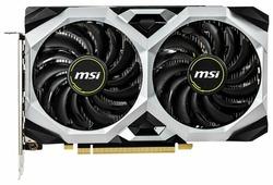 Видеокарта MSI GeForce GTX 1660 1830MHz PCI-E 3.0 6144MB 8000MHz 192 bit HDMI HDCP VENTUS XS OC