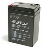 Аккумулятор ROBITON VRLA6-4.5-S