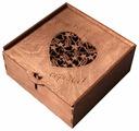 Коробка подарочная ArtandWood От всего сердца