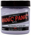 Крем Manic Panic High Voltage Silver Stiletto стальной оттенок
