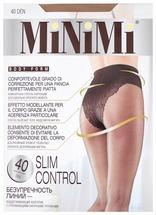Колготки MiNiMi Slim Control 40 den