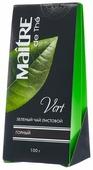 Чай зеленый Maitre Горный