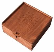 Коробка подарочная ArtandWood С Днем Рождения