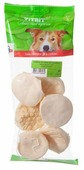 Лакомство для собак Titbit Галеты из кожи большие XL