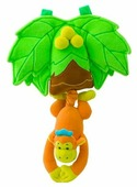 Подвесная игрушка Biba Toys Музыкальная обезьяна (BM659)