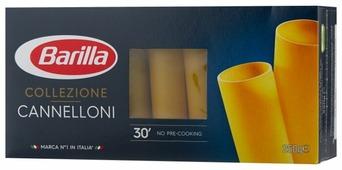 Barilla Макароны Collezione Cannelloni, 250 г