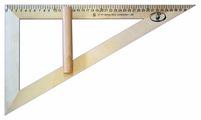 Красная Звезда Угольник деревянный 60° 40 см (С364)