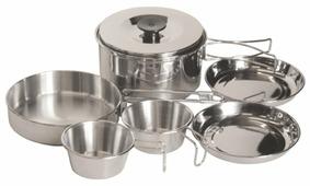 Набор туристической посуды Tramp TRC-001, 8 шт.
