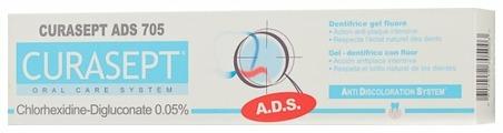 Зубная паста Curaprox Curasept ADS 705, мята