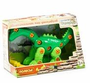 Винтовой конструктор Полесье Динозавры 77165 Диплодок (в коробке)