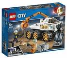 Конструктор LEGO City 60225 Тест-драйв вездехода