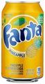 Газированный напиток Fanta Pineapple, США