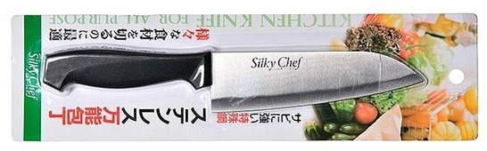 TIS INDUSTRY Нож универсальный Silky chef 15 см