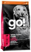 Корм для собак GO! Skin+Coat для здоровья кожи и шерсти, ягненок