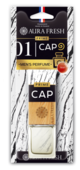 AURA FRESH Ароматизатор для автомобиля Prime Cap Men's Perfume №01 7 мл