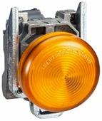 Лампа индикаторная в сборе Schneider Electric XB4BV65
