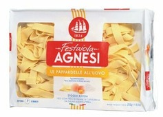 Agnesi Лапша Le Pappardelle All'uovo, 250 г