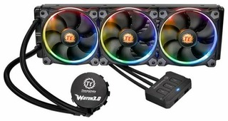 Кулер для процессора Thermaltake Water 3.0 Riing RGB 360