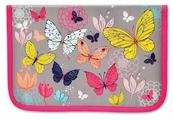 Феникс+ Пенал Бабочки (46283)