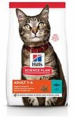 Корм для кошек Hill's Science Plan Adult Optimal Care Tuna