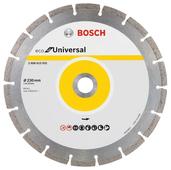 Диск алмазный отрезной 230x2.6x22.23 BOSCH Eco for Universal 2608615031